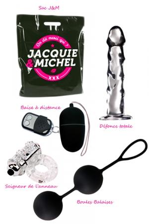 Coffret Jacquie et Michel